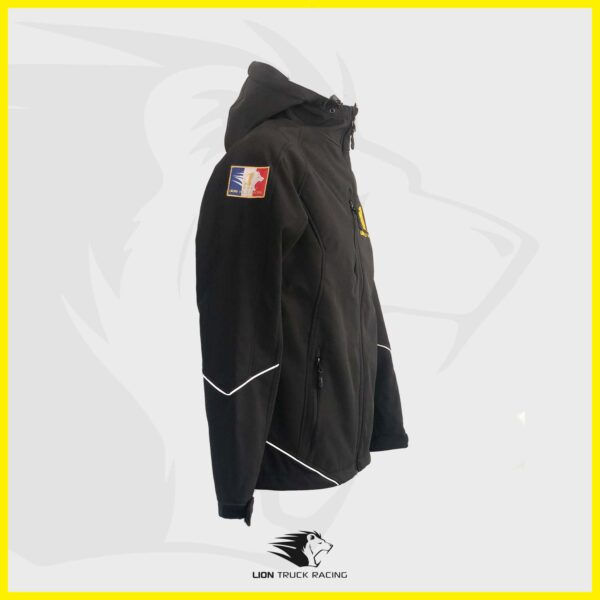 LION TRUCK RACING Softshell Homme