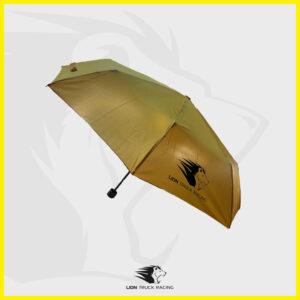 LION TRUCK RACING Parapluie Jaune