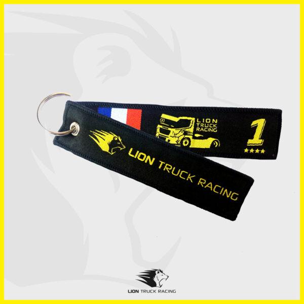 LION TRUCK RACING Porte clé