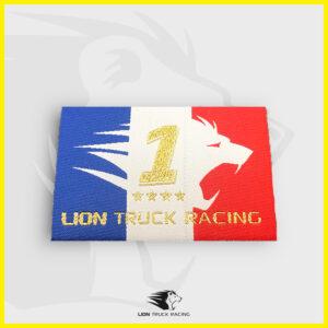 LION TRUCK RACING écusson